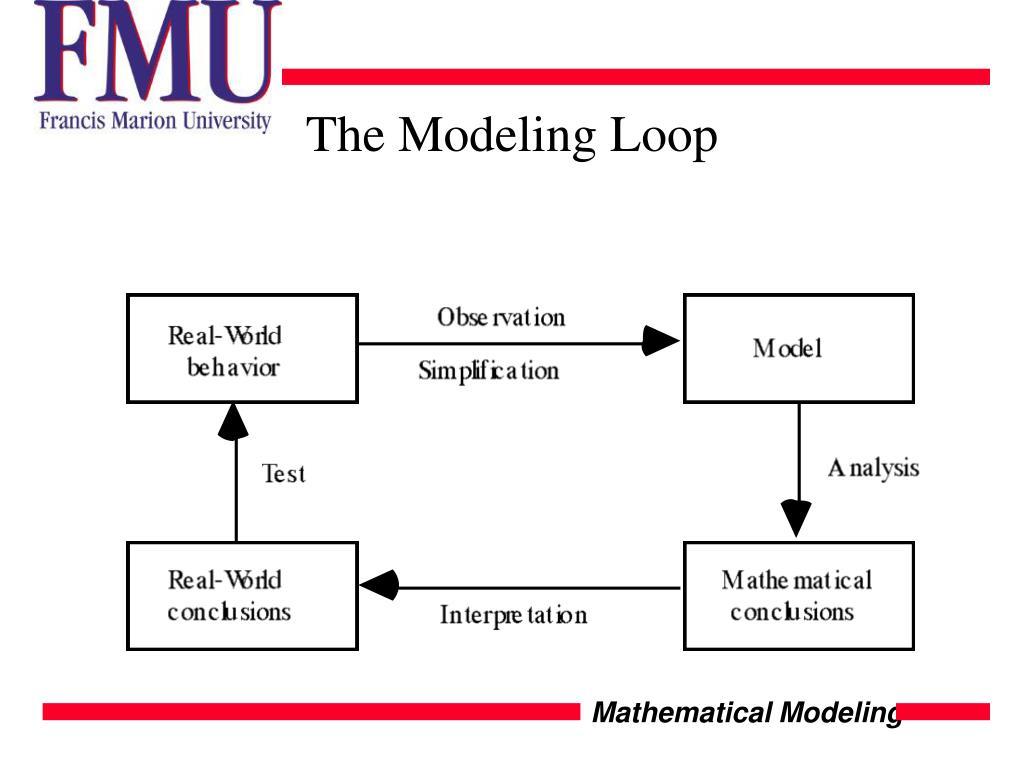 The Modeling Loop