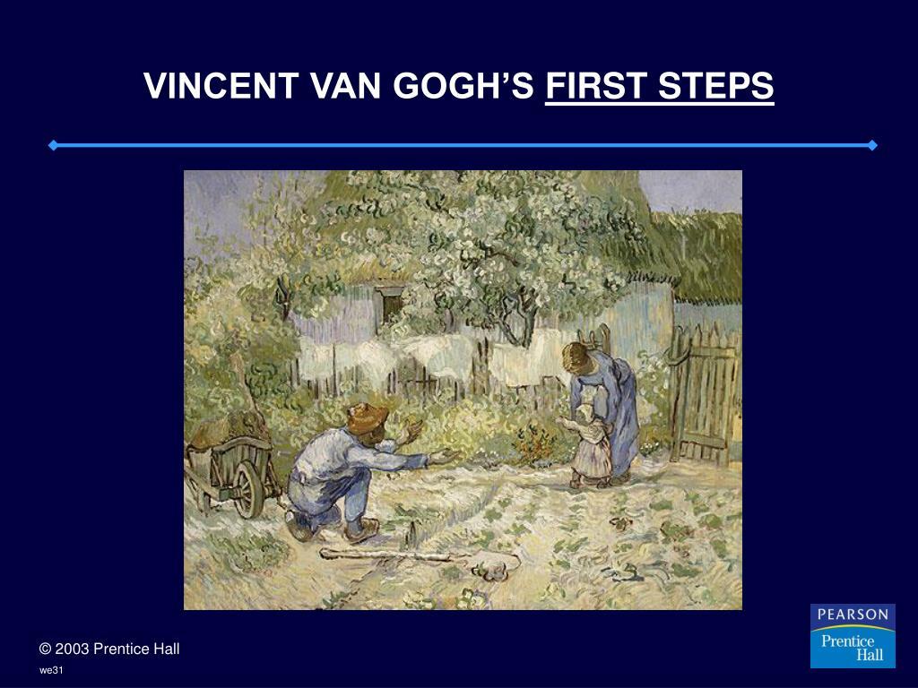 VINCENT VAN GOGH'S