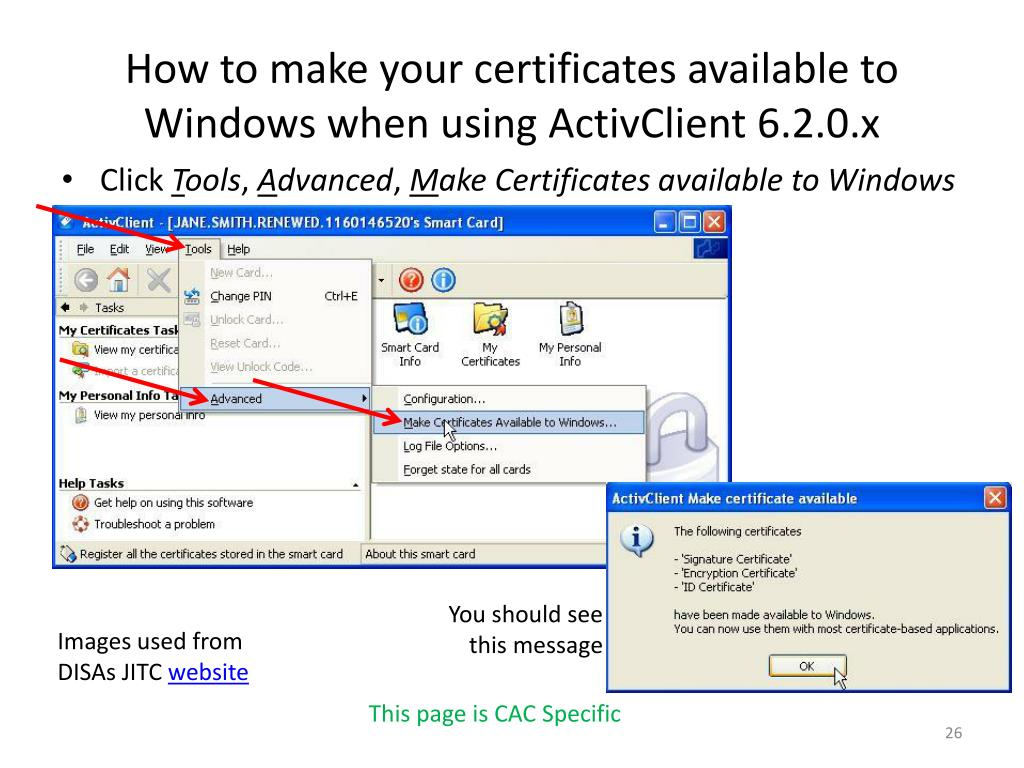 how to make certificates