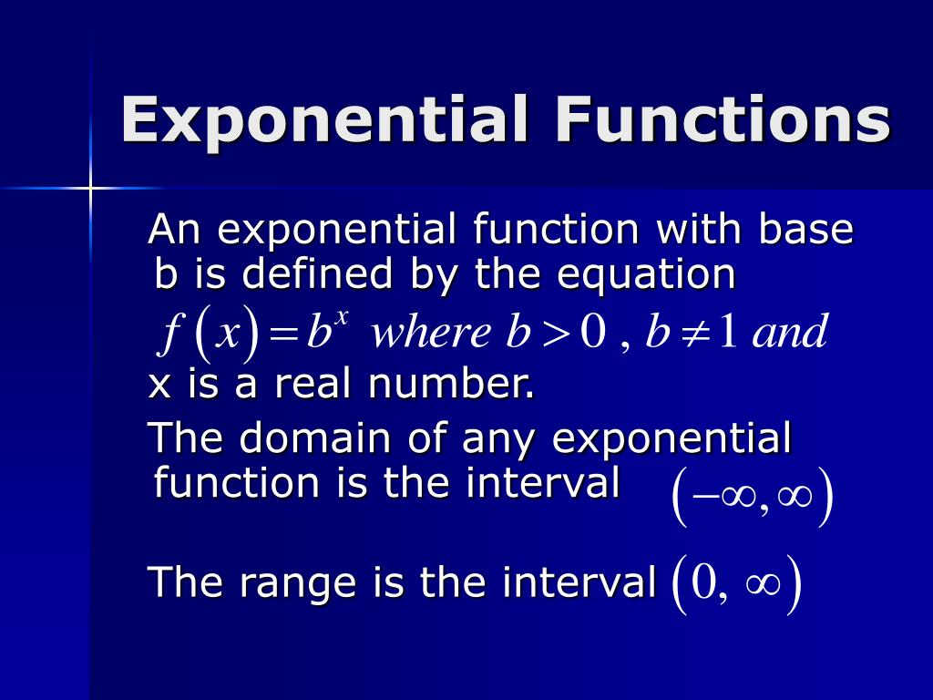 how to find the equation of an exponential graph