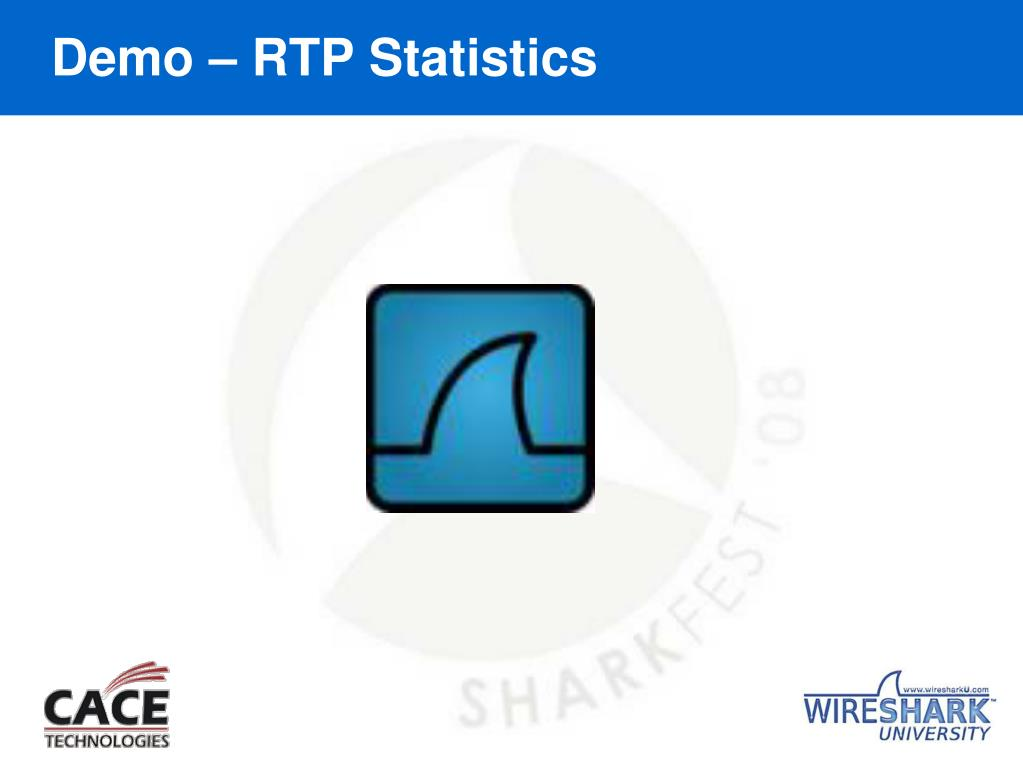 Demo – RTP Statistics