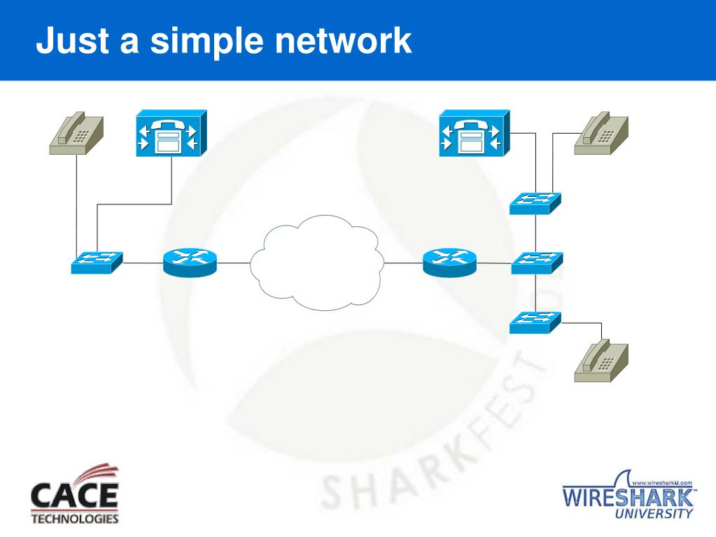 Just a simple network