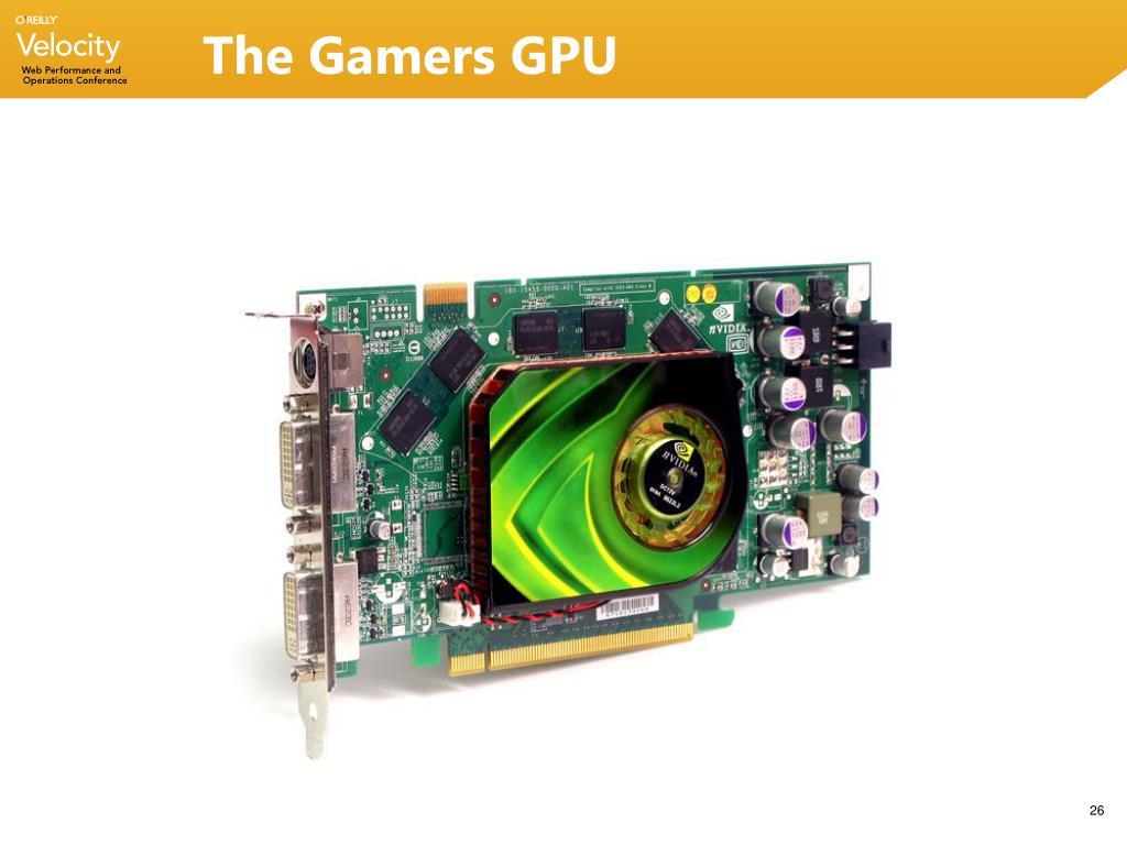 The Gamers GPU