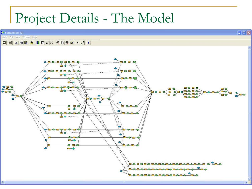 Project Details - The Model