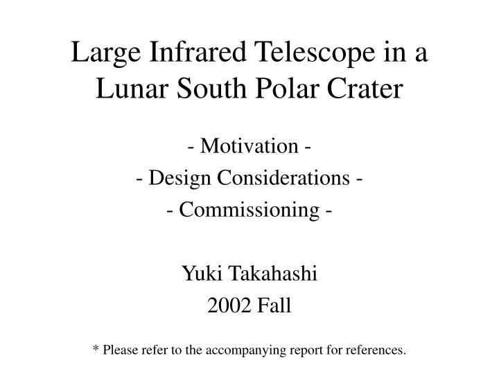 Large infrared telescope in a lunar south polar crater l.jpg