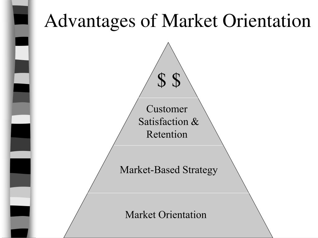 sme market orientation The impact of market orientation and organizational culture on the sme marketing is likely to be haphazard, informal, loose, unstructured, spontaneous.