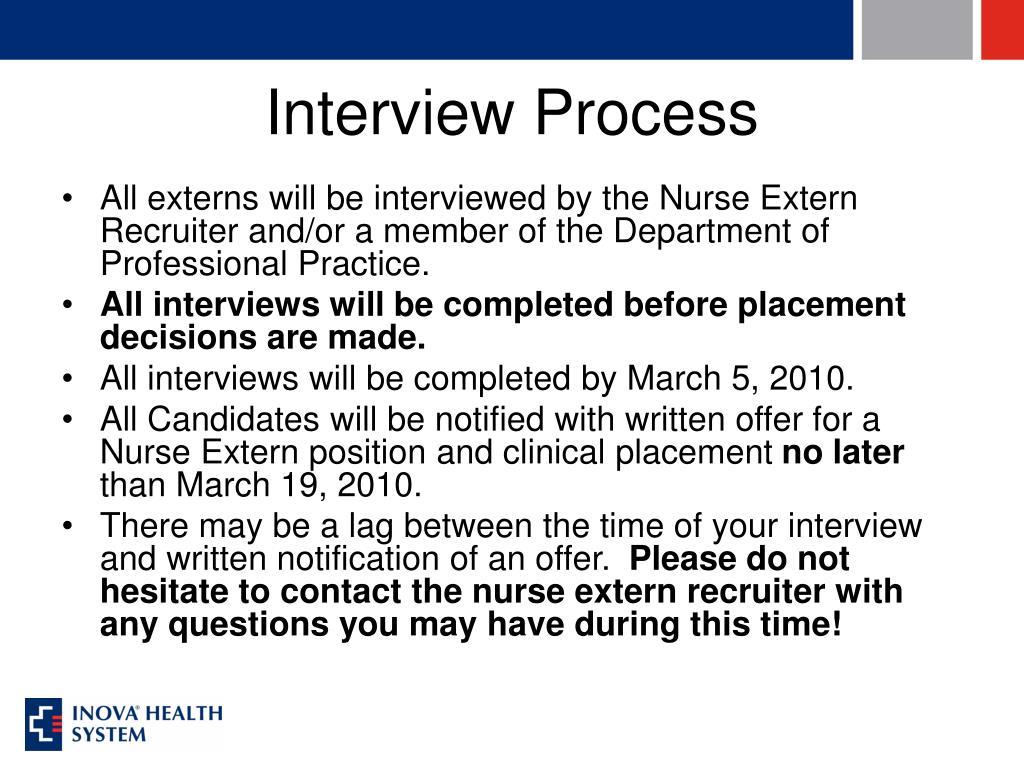 ppt - nurse externship powerpoint presentation