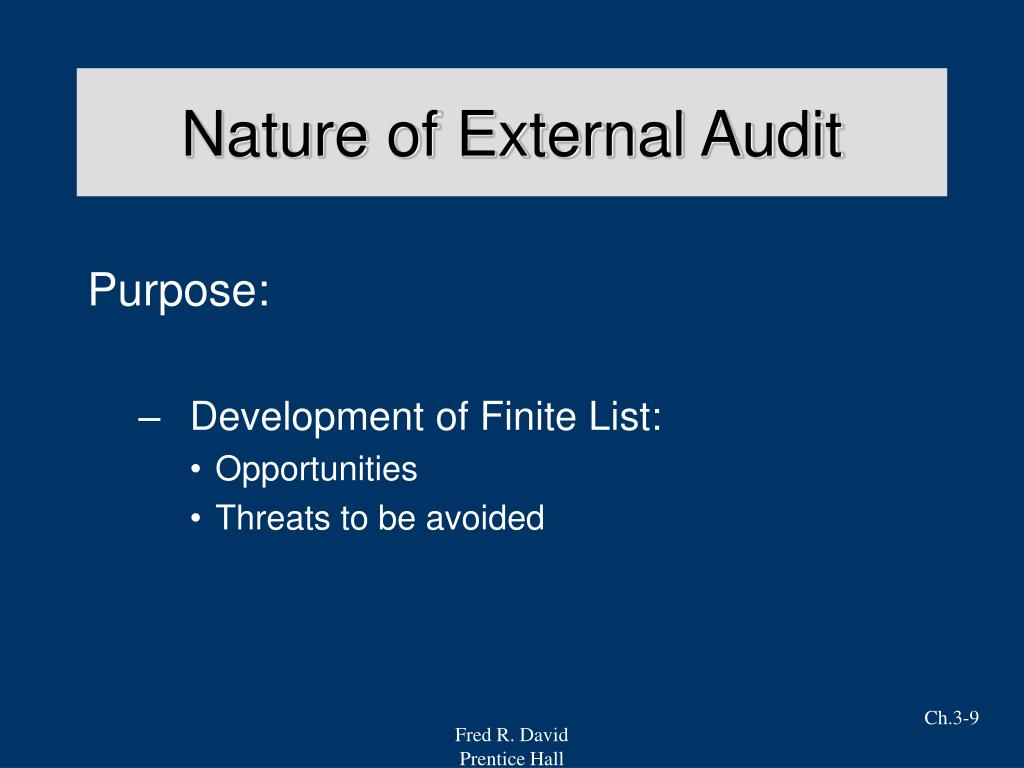 nature of auditing and the public This thesis explores a theory of internal audit in relation to the nature and the  control systems of dutch public listed firms this thesis explores.