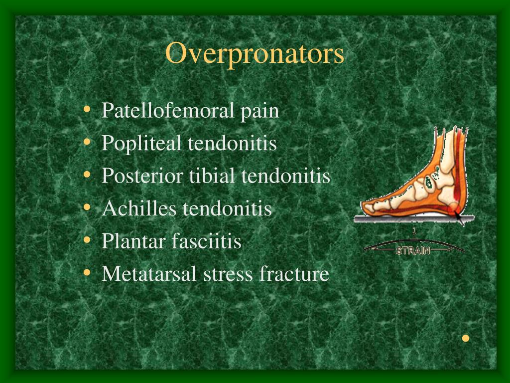 Overpronators