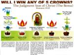 will i win any of 5 crowns
