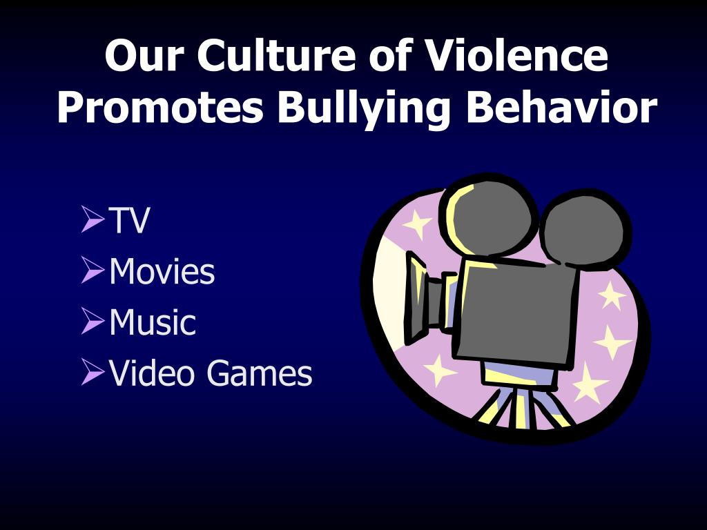 Our Culture of Violence