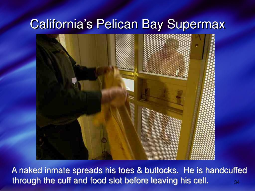 California's Pelican Bay Supermax