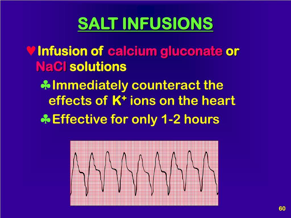 SALT INFUSIONS