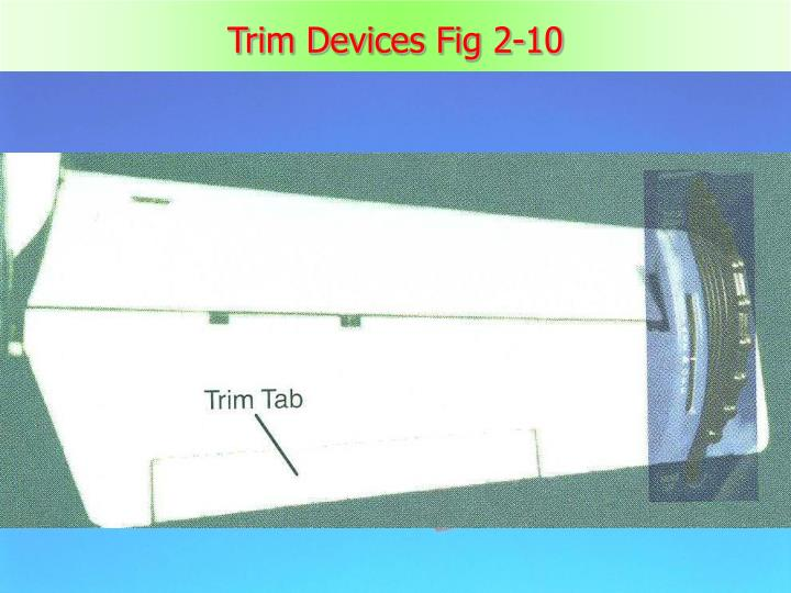Trim Devices Fig 2-10