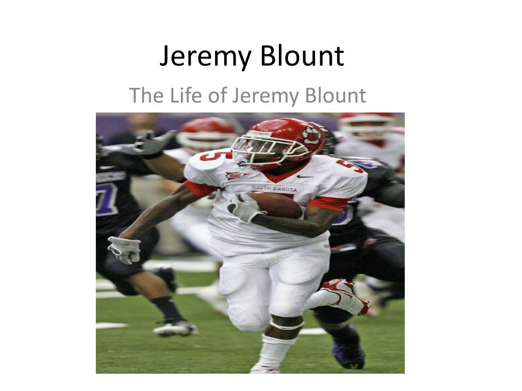 Jeremy Blount