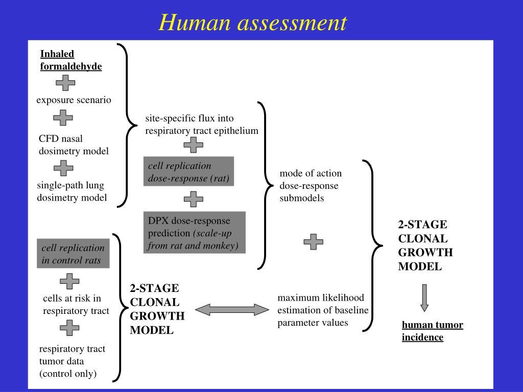 Human assessment