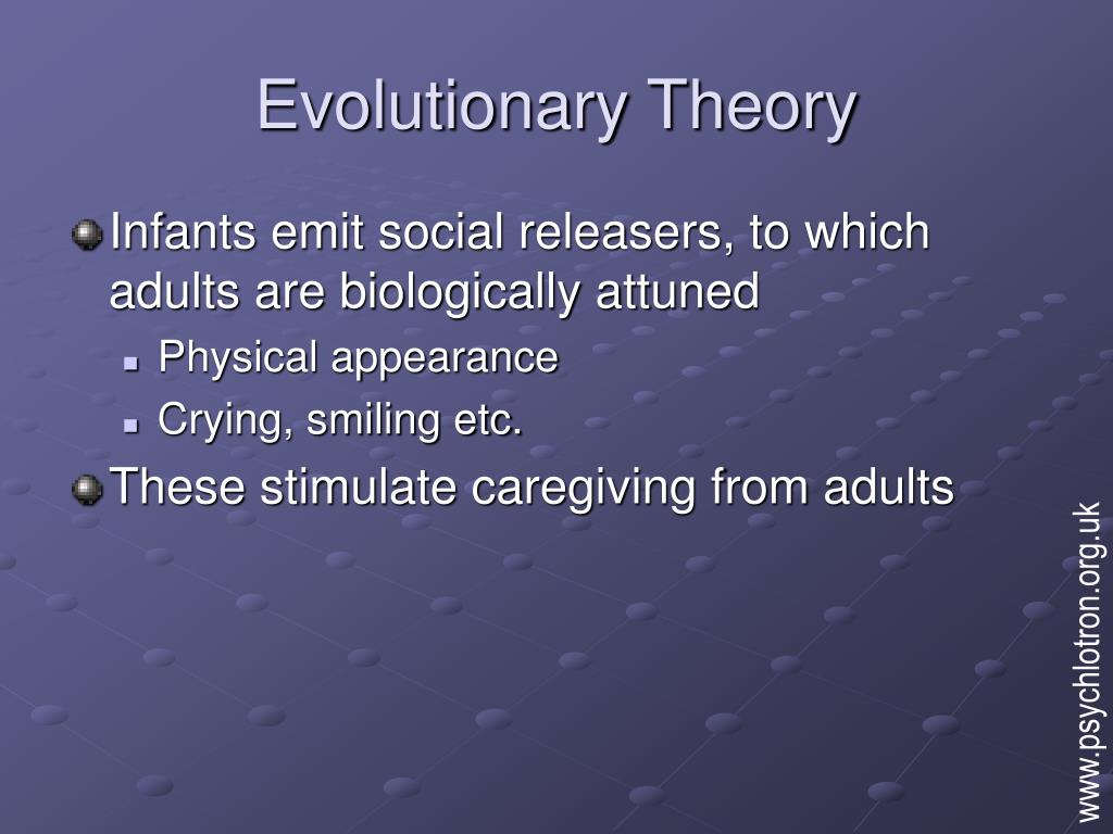 evolution theories Evolutionary theory is the area that focuses on further development and  refinement of the modern synthesis of evolution and genetics notable topics  include the.