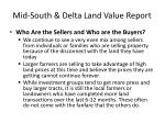 mid south delta land value report14