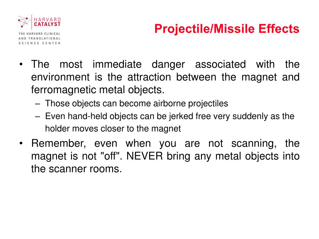 Projectile/Missile Effects