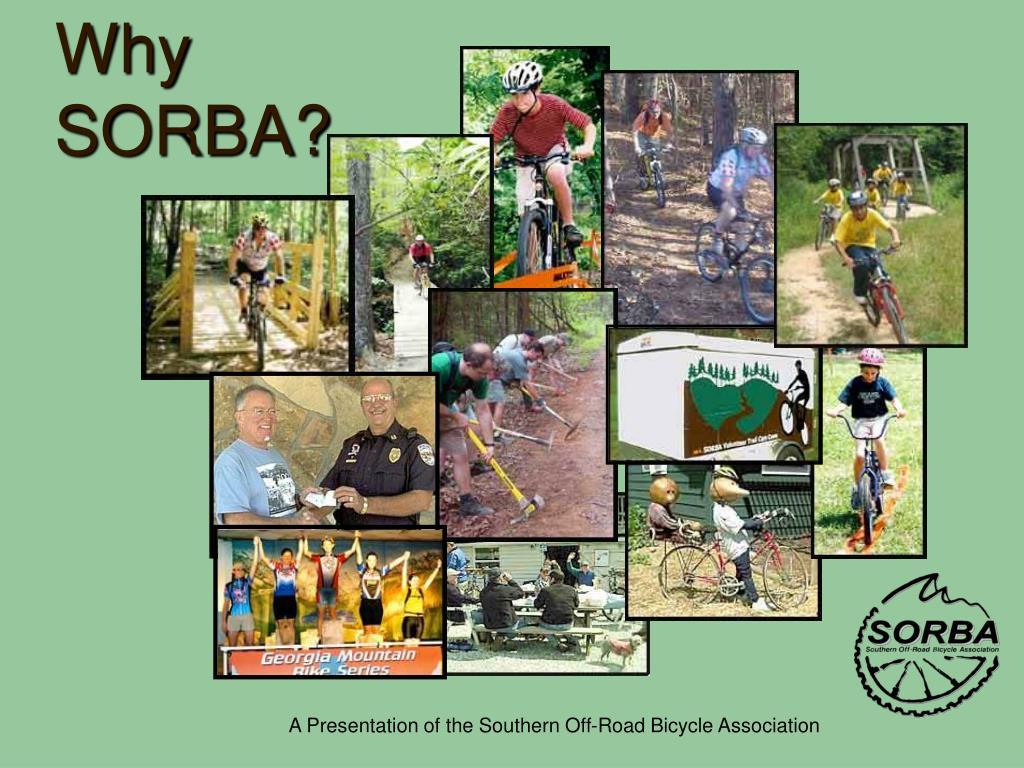 Why SORBA?