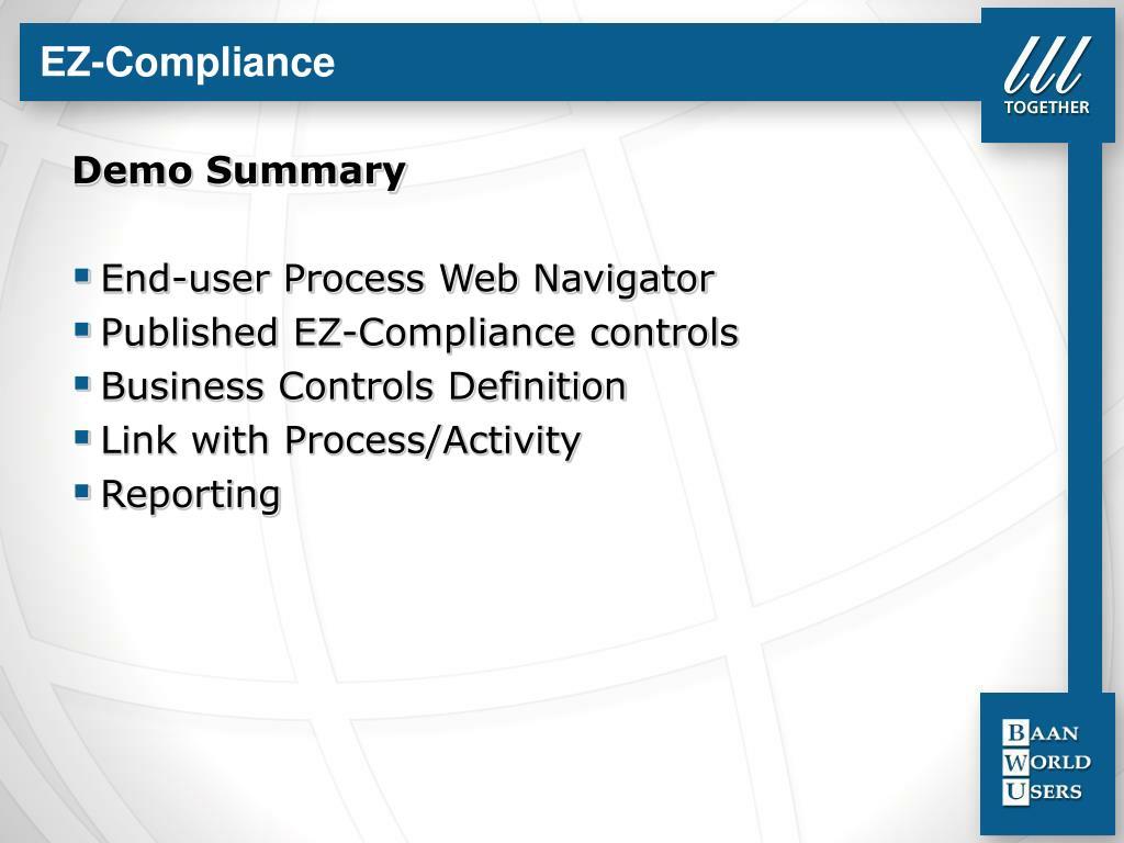 EZ-Compliance