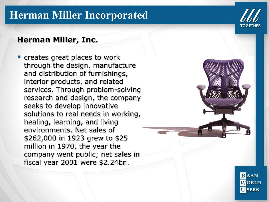 Herman Miller Incorporated
