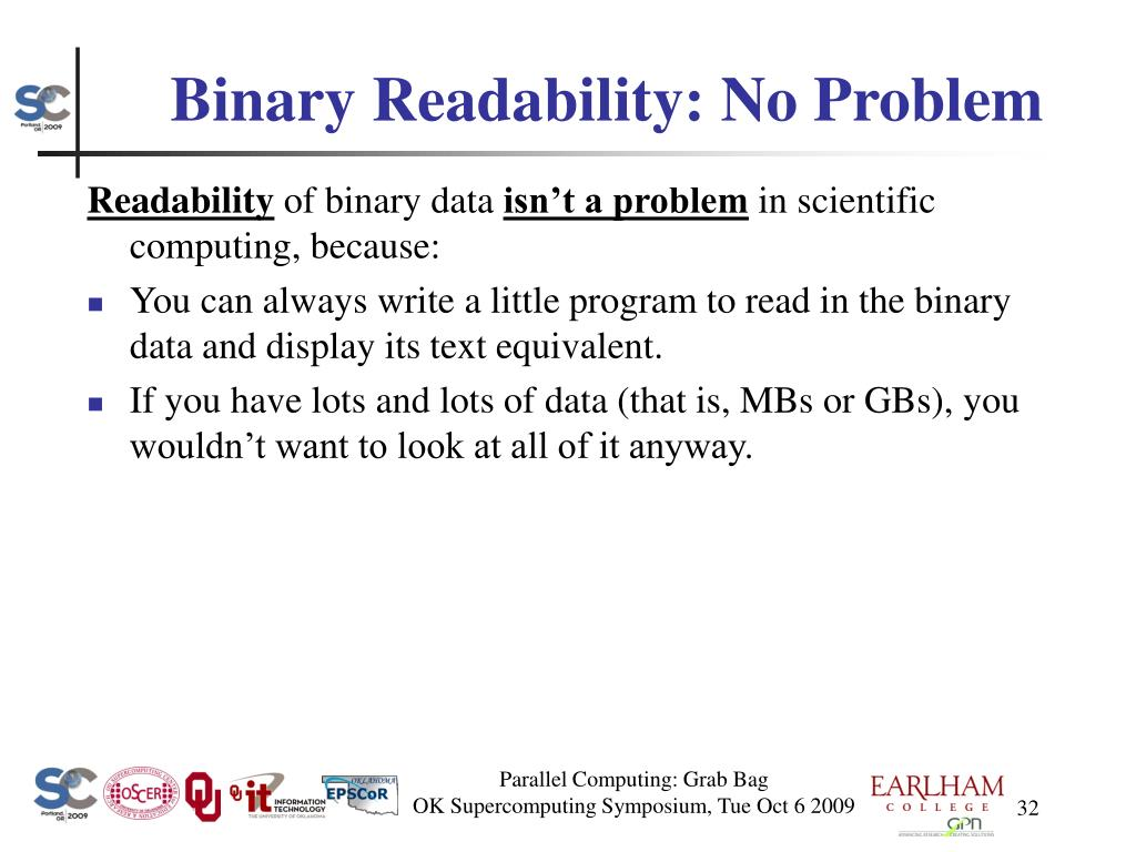 Binary Readability: No Problem
