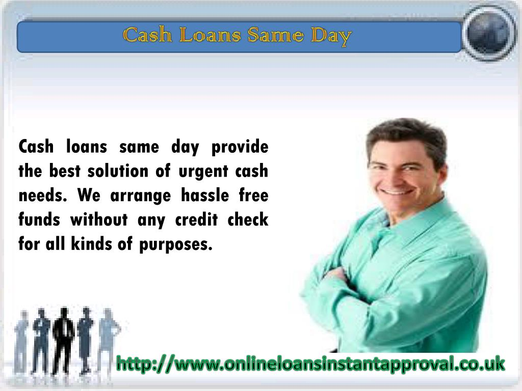 Cash Loans Same Day