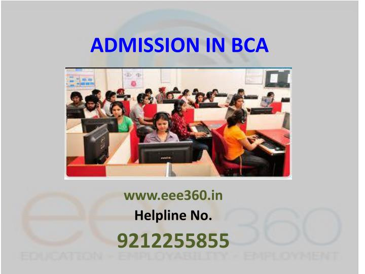 Admission in bca l.jpg