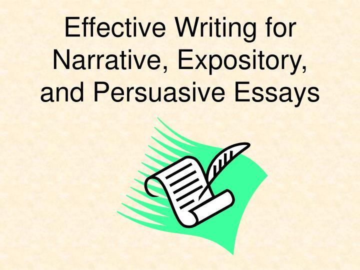 aspects about writing a persuasive essay