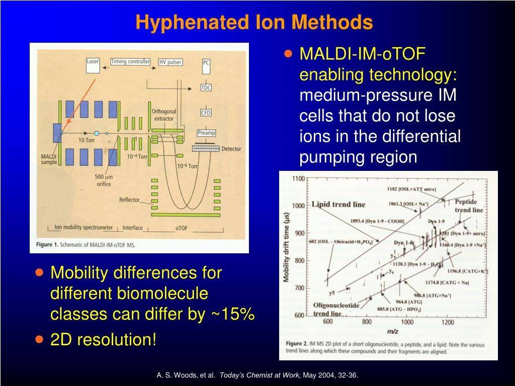 Hyphenated Ion Methods
