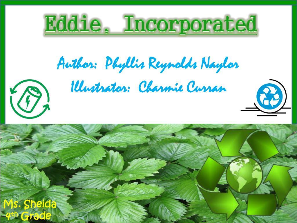 Eddie, Incorporated