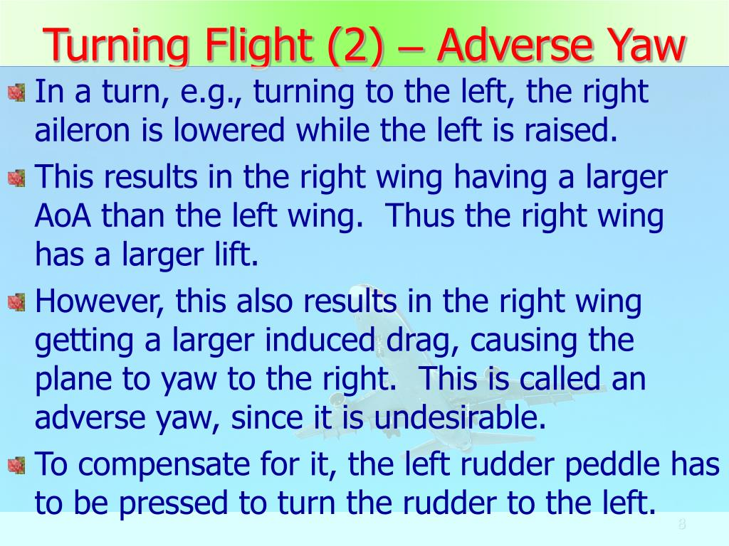 Turning Flight (2)