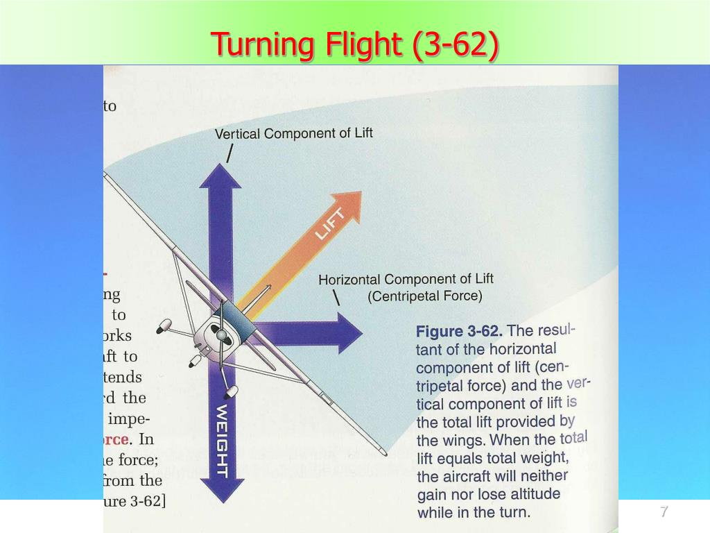 Turning Flight (3-62)