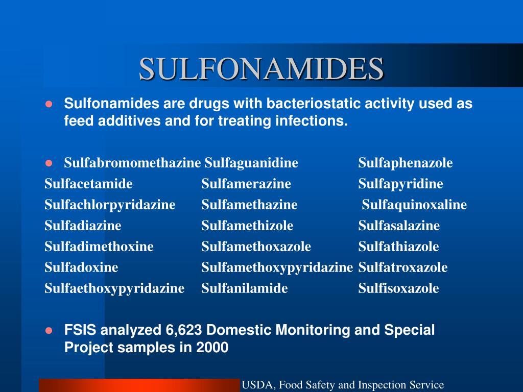 Sulfonamidit