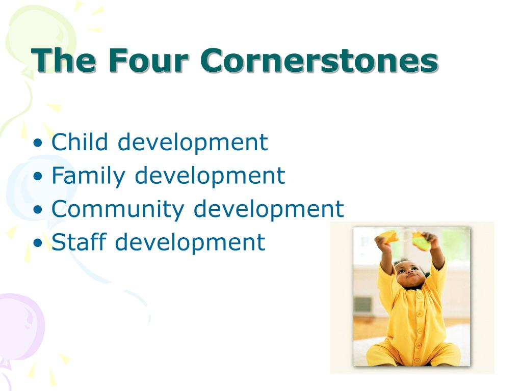 The Four Cornerstones
