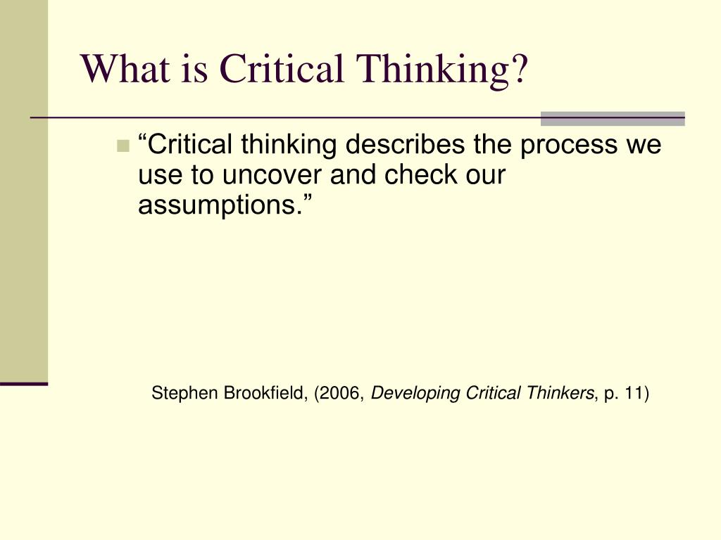 critical thinking websites for students Paul, richard (1995) critical thinking: how to prepare students for a rapidly changing world 4th ed foundation for critical thinking isbn.
