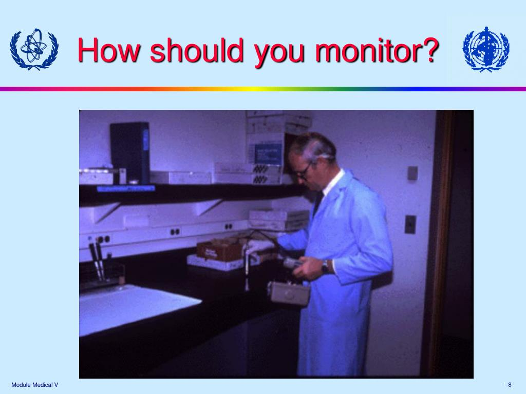 How should you monitor?