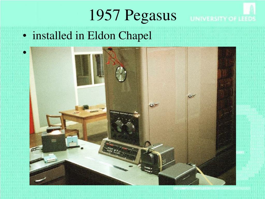 1957 Pegasus
