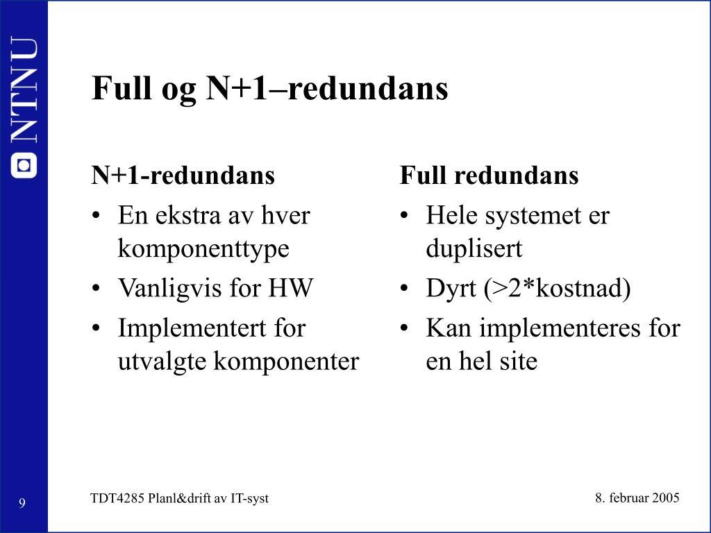 N+1-redundans