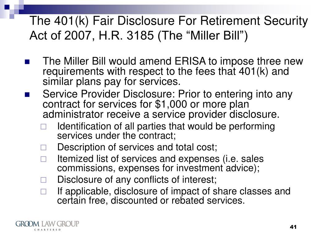 Desjardins 401k online fees receipts
