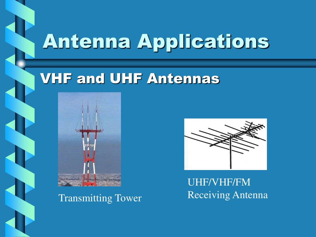 Antenna Applications