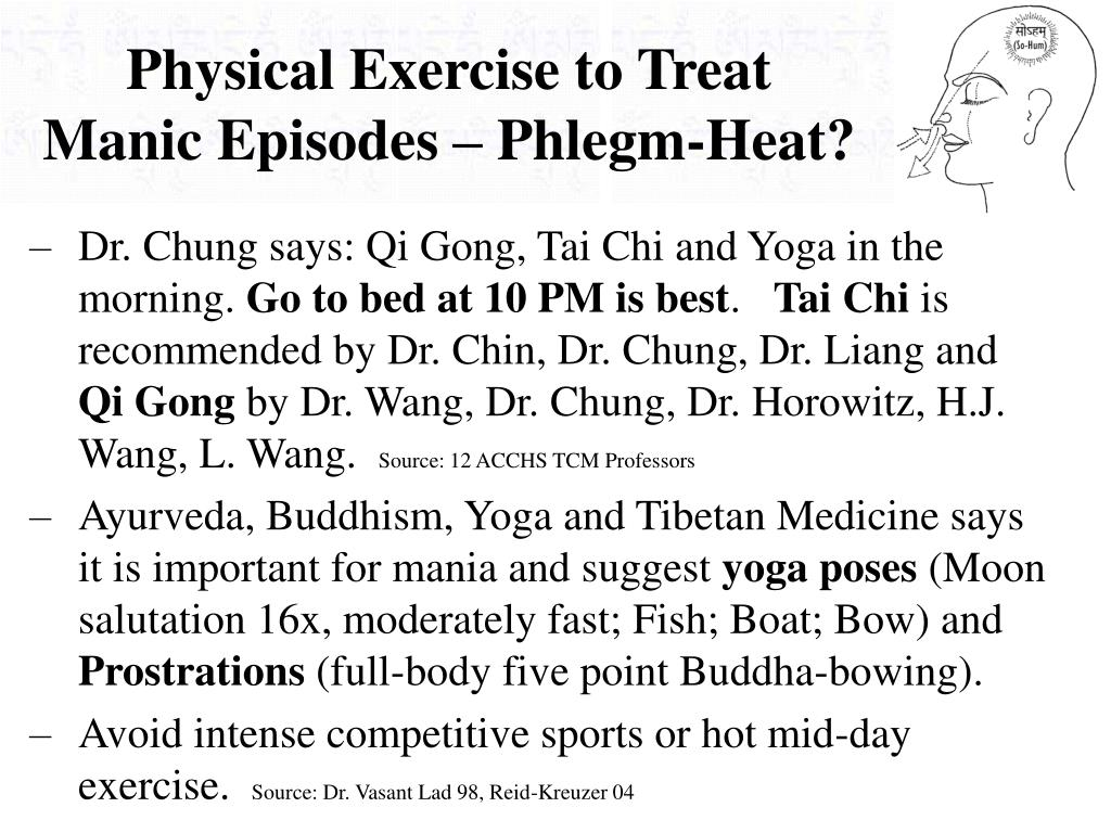 Physical Exercise to Treat