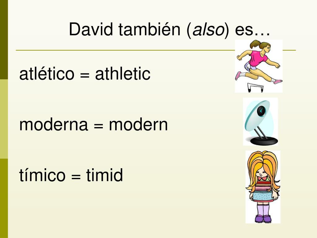 David tambi