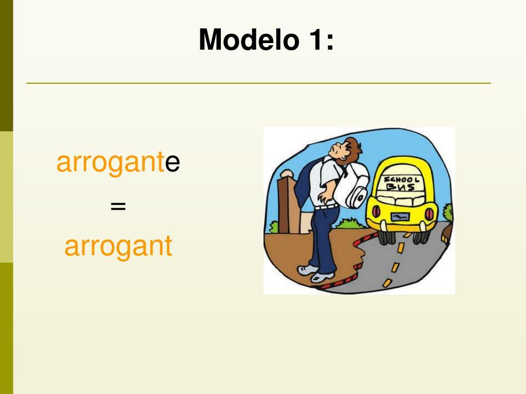 Modelo 1: