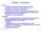 flexray conclusions53