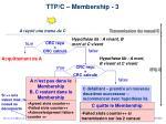 ttp c membership 3