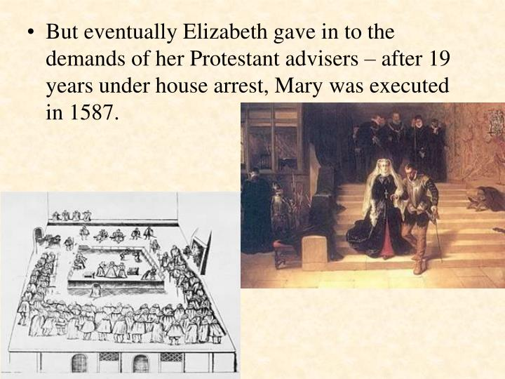 elizabeth i how successfully did Study flashcards on did elizabeth i solve the problems of her reign at cramcom quickly memorize the terms, phrases and much more cramcom makes it easy to get the grade you want.