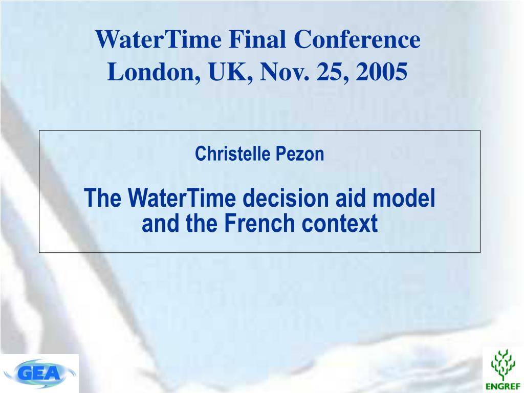 Christelle Pezon