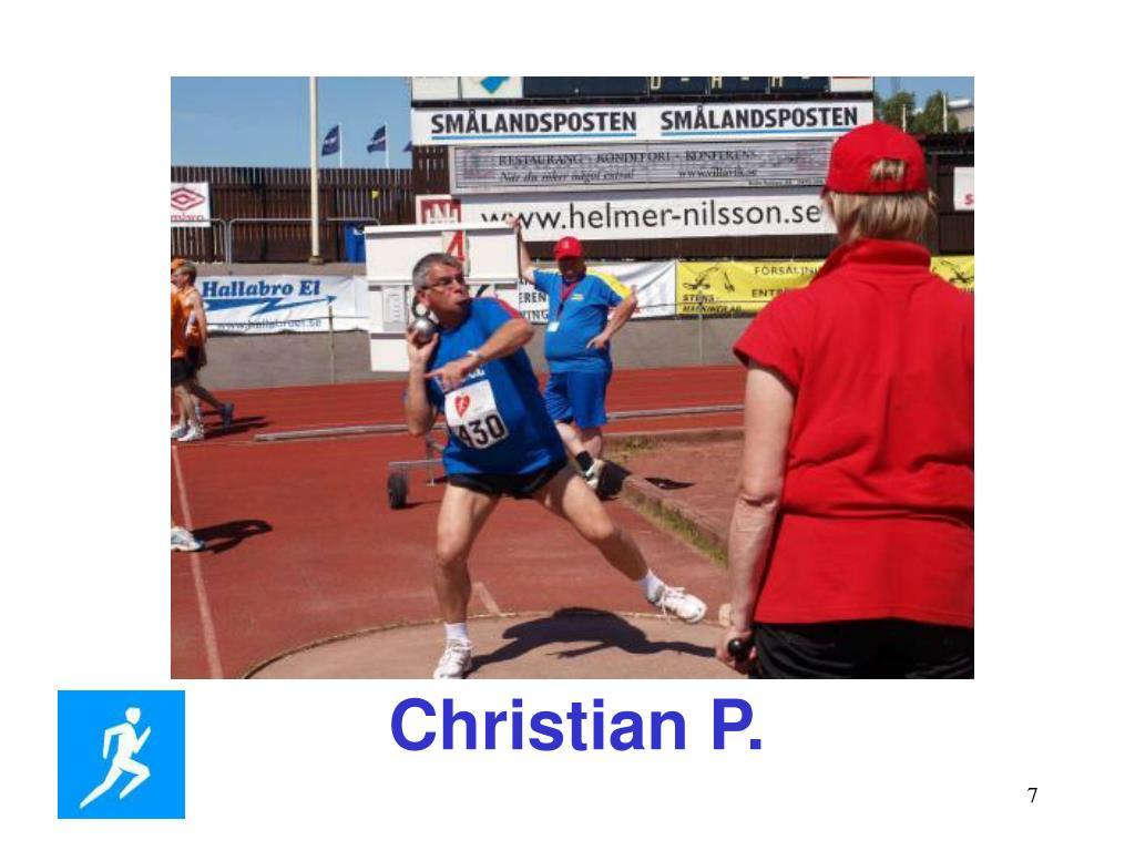 Christian P.